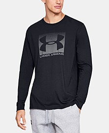 Men's UA Sportstyle Boxed Long Sleeve