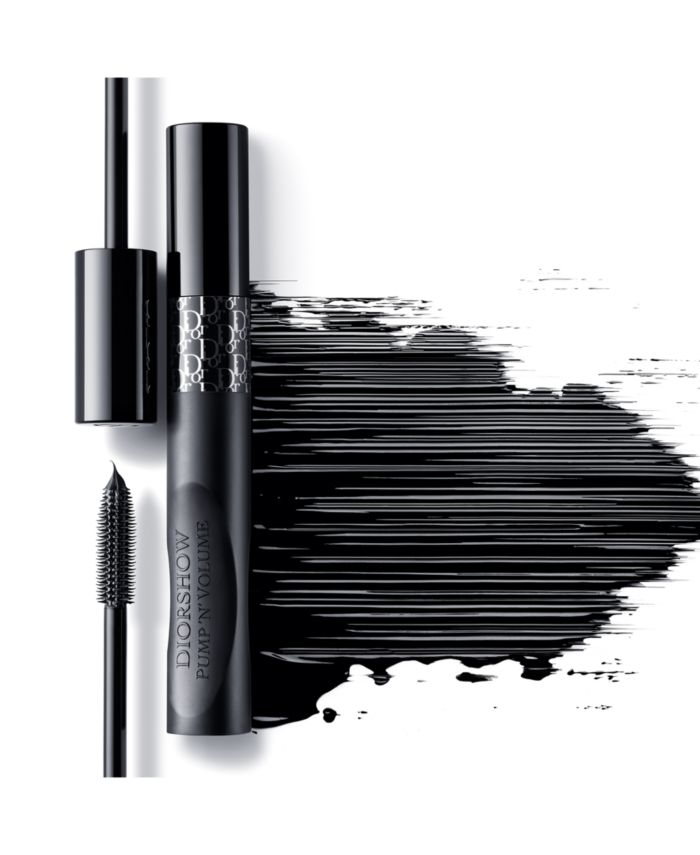 Dior Diorshow Pump 'N' Volume HD Mascara & Reviews - Mascara - Beauty - Macy's