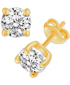 Diamond Stud Earrings (3/4 ct. t.w.)