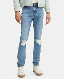 Levi's® Men's 510 Ripped-Knee Skinny Jeans