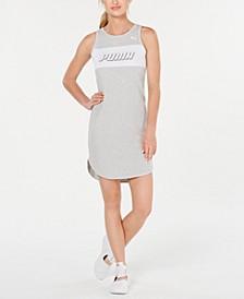 Modern Sports Cotton Tank Dress