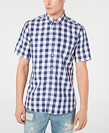 Men's Check Shirt, Created for Macy's