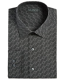 Assorted Men's Athletic Fit Print Dress Shirts, Created for Macy's