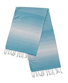 Rainbow Pestemal Fouta Turkish Cotton Beach Towel