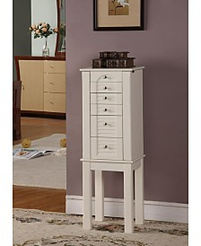 Nathan Direct Winnipeg 5-Drawer Jewelry Armoire