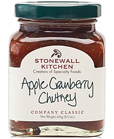 Apple-Cranberry Chutney