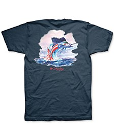 Men's PFG Swordfish Graphic T-Shirt