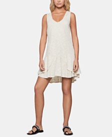 BCBGeneration Flounce Swing Dress