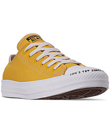 Converse Women's Chuck Taylor All Star Renew Low Top Casual Sneakers from Finish Line