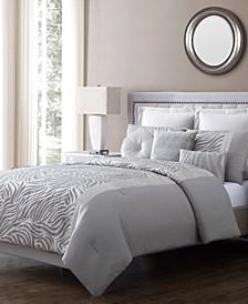 Kalahari 8-Pc. King Comforter Set