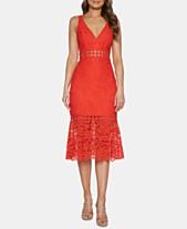 9aadca3a77c4 Bardot Fiona Lace Fit & Flare Dress