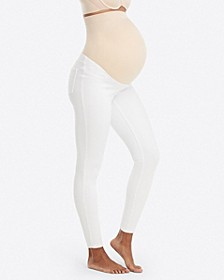 Mama Maternity Ankle Jean-ish® Leggings