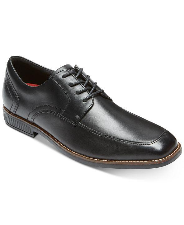 Rockport Men's Slayter Apron-Toe Shoes
