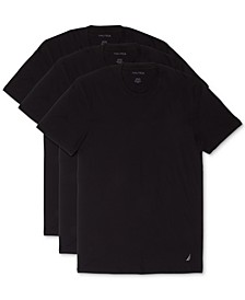 Men's 3-Pk. Cotton Undershirts