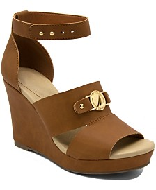 Nautica Jaelyn Wedge Sandals