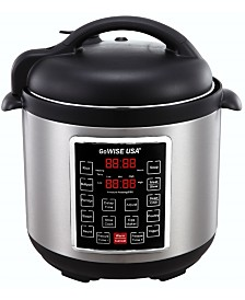Gowise USA 8-Qt 10-in-1 Electric Pressure Cooker