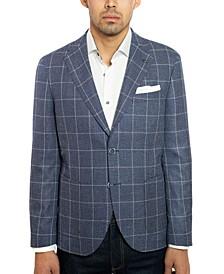 Joe's Windowpane Men's Jacket