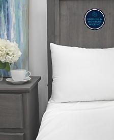 SensorGel Cool Sensations Moisture Wicking Bed Pillow
