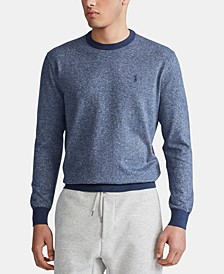 Men's Big & Tall Cotton Sweater