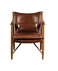 Llewellyn Accent Chair, Quick Ship