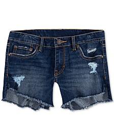 Levi's® Toddler Girls Step Up Shorty Denim Shorts