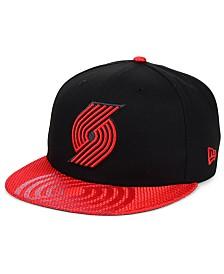 New Era Portland Trail Blazers Pop Viz 9FIFTY Snapback Cap