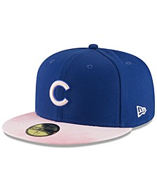 Chicago Cubs Mothers Day 59FIFTY Fitted Cap