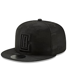 New Era Los Angeles Clippers Blackout Camo 9FIFTY Cap