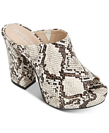 Kenneth Cole New York Women's Gracen Mules