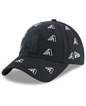 d64d4cf4d5c6d New Era Women s Arizona Diamondbacks Logo Scatter Adjustable 9TWENTY Cap