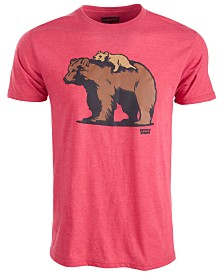 Levi's® DADDY & ME COLLECTION Men's Papa Bear and Little Bear Graphic T-Shirt