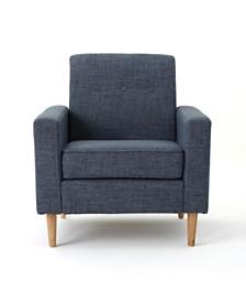 Sawyer Club Chair, Quick Ship