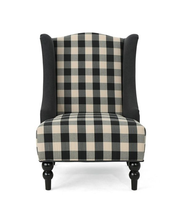 Noble House Toddman Club Chair