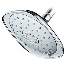 3-function Designer Rain Shower Head