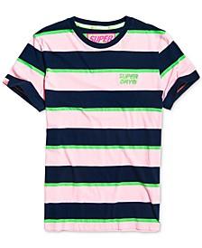 Men's Stacked Skate Lux Stripe T-Shirt