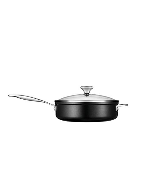 Le Creuset 4.25-Qt. Saute Pan with Glass Lid