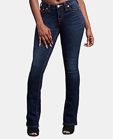 True Religion Billie Straight-Leg Jeans