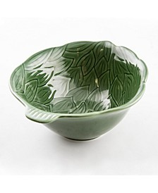 CLOSEOUT! La Dolce Vita Ceramic Artichoke Serving Bowl