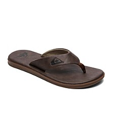 Men's Haleiwa Plus Nubuck Sandal