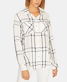 Favorite Boyfriend Cotton Shirt