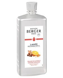 Maison Berger Paris Orange Cinnamon Lamp Fragrance 1L