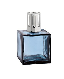 Cube Blue Fragrance Lamp Gift Set
