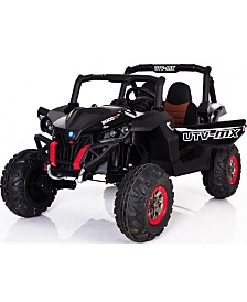 Mini Moto 4X4 12V UTV with 2.4Ghz Remote Control