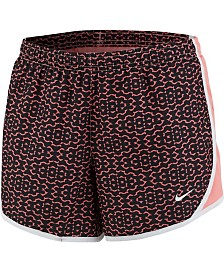Nike Big Girls Printed Dri-FIT Shorts