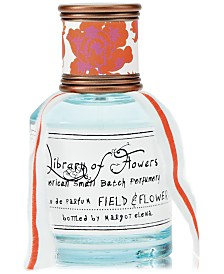 Library of Flowers Field & Flowers Eau de Parfum, 1.69-oz.