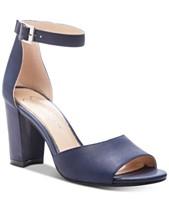 0987c5186e Jessica Simpson Sherron Block-Heel Sandals. Quickview. 2 colors