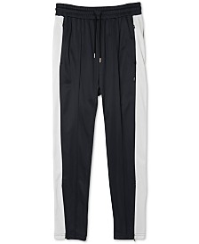 WeSC Men's Slim Tapered Fit Diego Retro Track Pants
