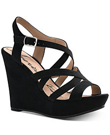 American Rag Arielle Wedge Sandals, Created for Macy's