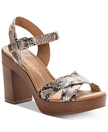 Shana Sandals, Created for Macy's