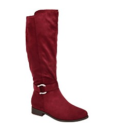 Journee Collection Women's Comfort Cate Boot